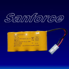 SANFORCE NI-CD C2000MAH*4.8V镍镉高温电池
